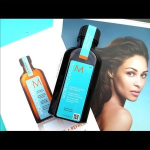 5 for $25 Moroccanoil Treatment Sample .34oz